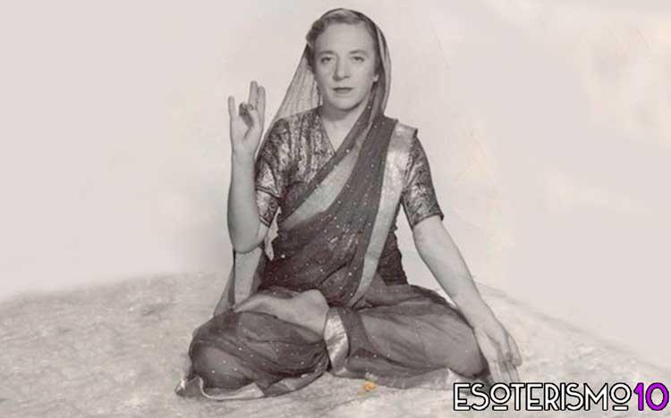 Mataji Indra Devi