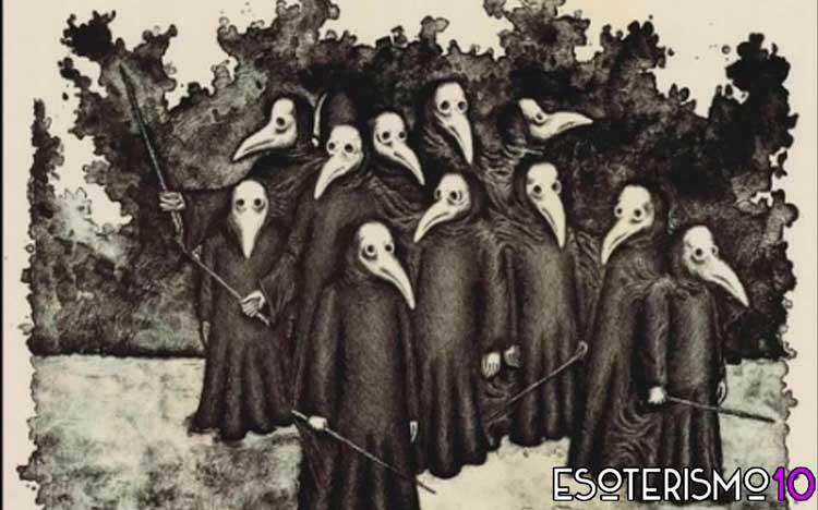Nostradamus- muerte y peste