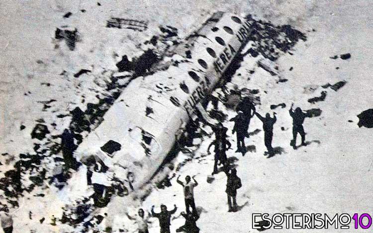 Nostradamus y el accidente de los Andes
