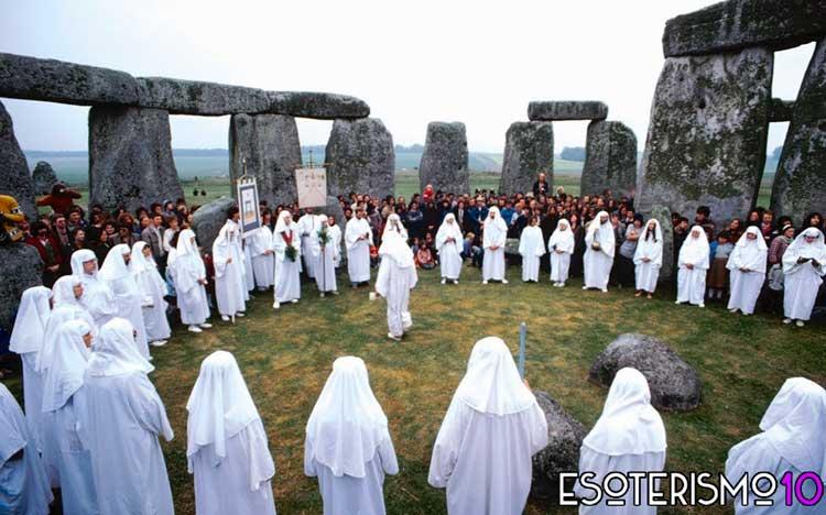 Rituales celtas