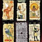 Cómo se interpreta el tarot egipcio