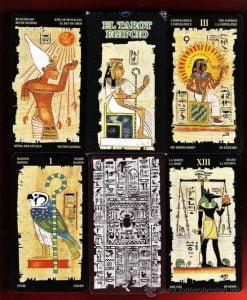 C+¦mo se interpreta el Tarot Egipcio