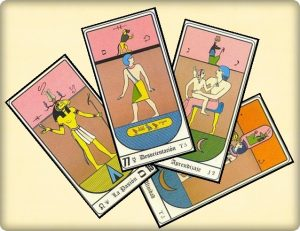 Tarot Egipcio y el mundo occidental