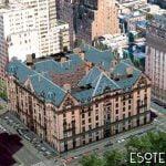La maldición del Edificio Dakota en Nueva  York.