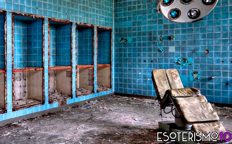 Hospital de Tórax en Tarrassa