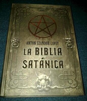 biblia satanica - biblia negra