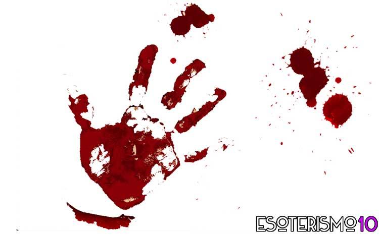 hechizos con sangre