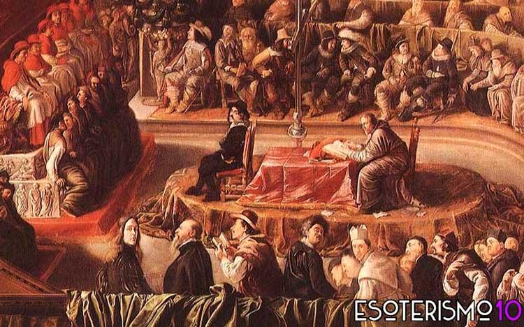 juicios eclesiásticos