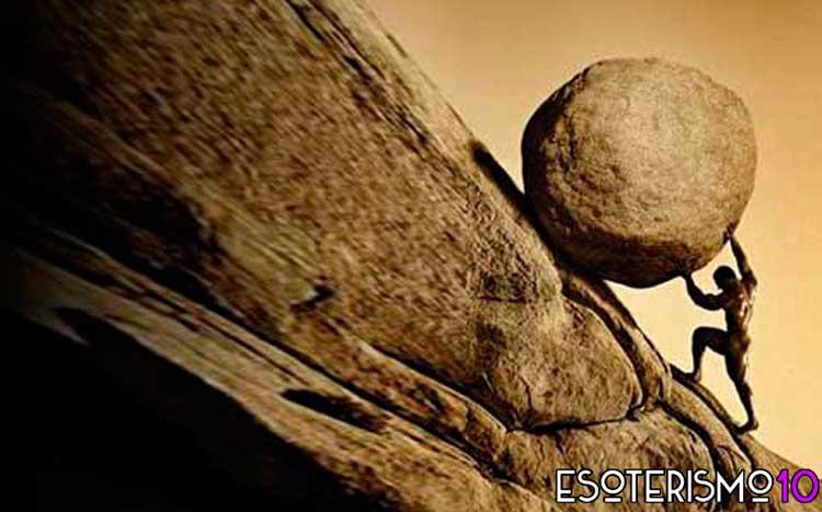 mito de sísifo