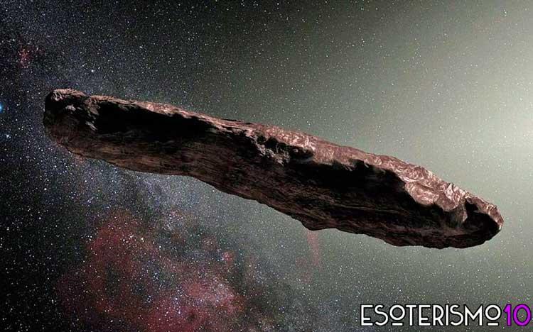 sonda extraterrestre