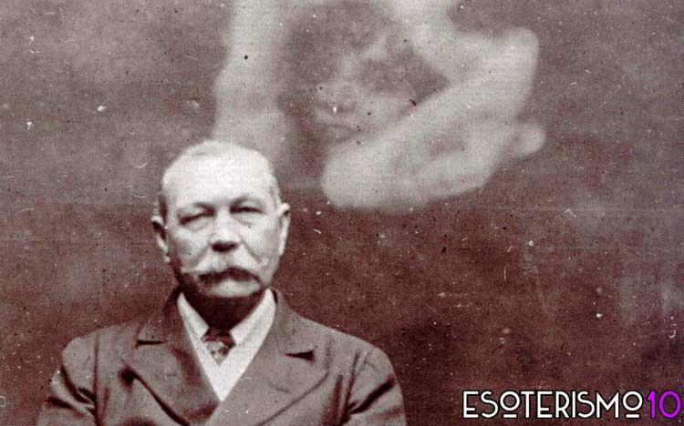 Arthur Conan Doyle y el ocultismo