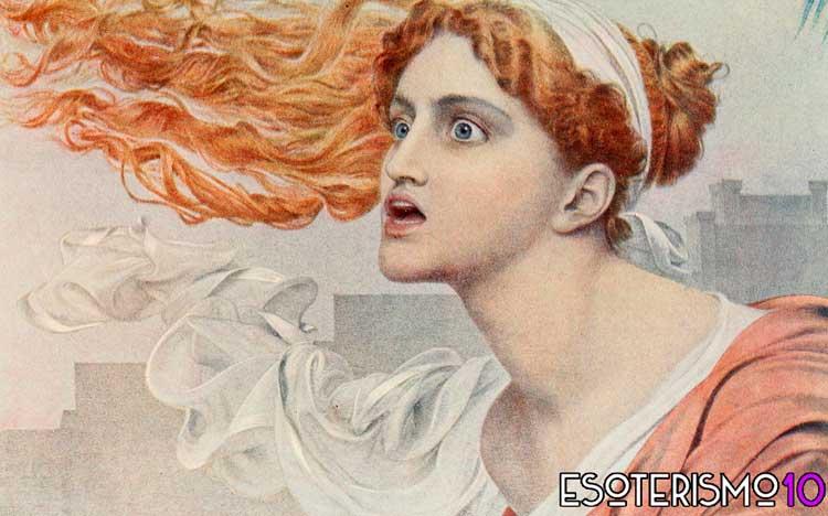 el mito de casandra