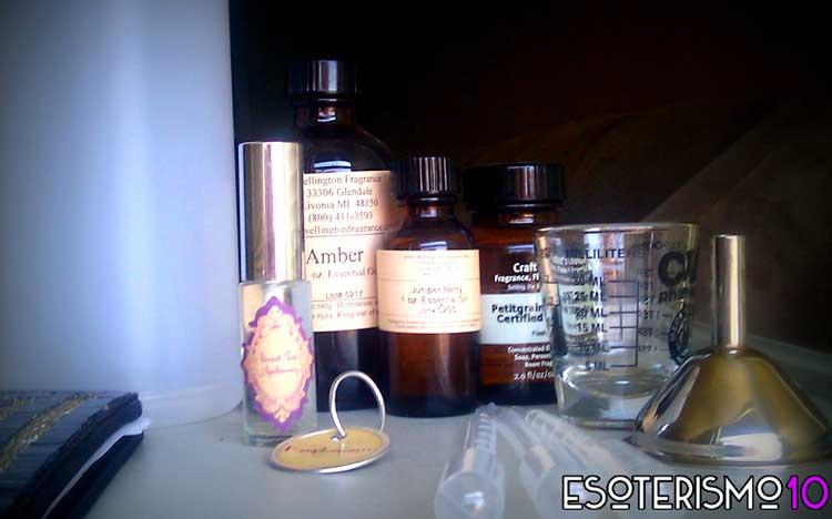 perfume mágico
