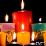 El uso de las velas en los rituales esotéricos