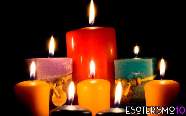rituales esotéricos con velas