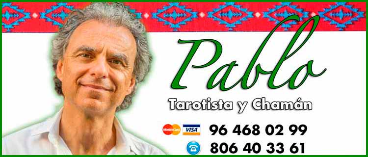 tarotista y chaman Pablo