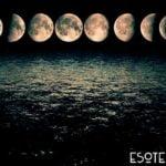 La luna y su influjo en la magia y en las personas