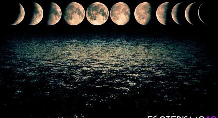 La luna y su influjo