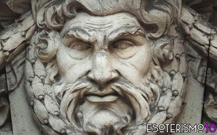 Mitología griega y simbología cristiana- Zeus